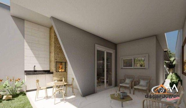Casa com 3 dormitórios à venda, 110 m² por R$ 315.000,00 - Timbu - Eusébio/CE