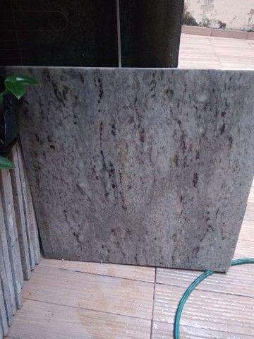 Pedra de granito Branco Itauna - Foto 2