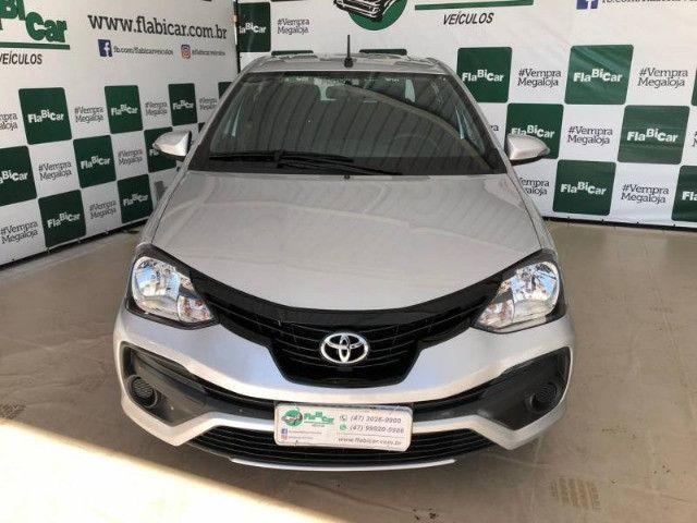 Etios 1.5 Sedan X Plus Aut 16v 2020 - Foto 7