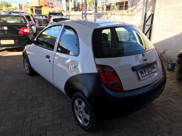 Ford ka 2007 c/ ar condicionado  - Foto 5
