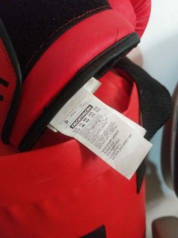 Saco de boxe com luvas novo  - Foto 6
