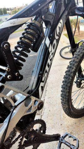bicicleta de Downhill Astro - Foto 5
