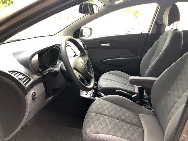 HB20S 1.6 Comfort Plus automático top única dona na garantia  25.000Km  - Foto 7