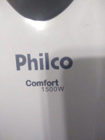 Aquecedor A Óleo Philco Comfort 1500w - 127V - Foto 4