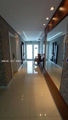 Apartamento para Venda em Ponta Grossa, Jardim Carvalho, 2 dormitórios, 1 suíte, 2 banheir - Foto 6