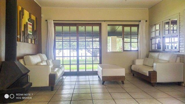 Magnifica casa residencial com praia particular para venda com 500 metros quadrados com 4  - Foto 13