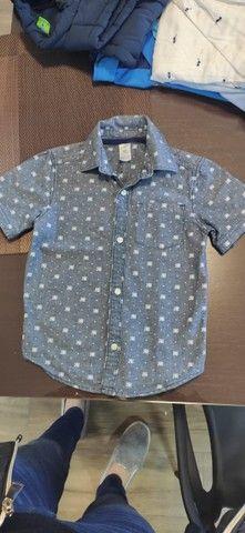 Camisas Carter´s Tam 4 - dos Estados Unidos - Foto 2