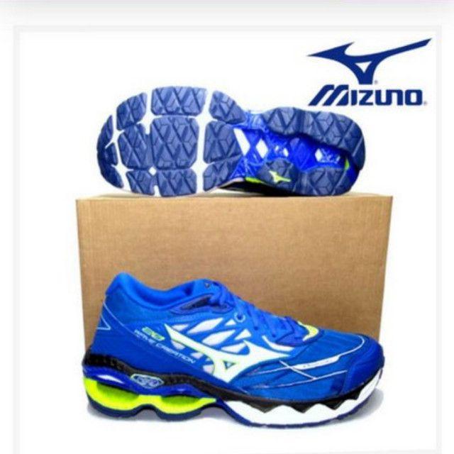 Tênis Esportivo Casual Caminhada Original Waver Mizuno - Foto 2