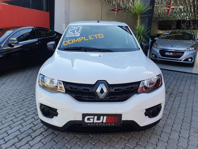 Renault Kwid Zen 1.0  - Foto 2