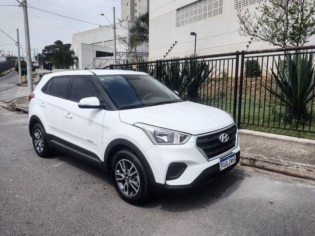 Hyundai Creta pulse 2019 só 35.000 km automático sem detalhes !!! - Foto 2