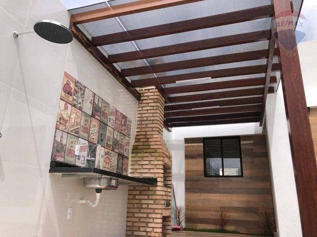 Casa com 3 dormitórios no Luiz Gonzaga à venda, 92 m² por R$ 380.000 - Luiz Gonzaga - Caru - Foto 13