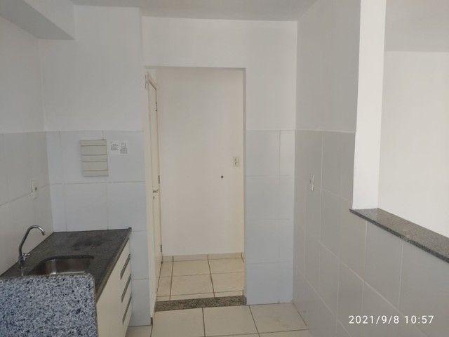 Apartamento 2 Quartos Varanda 1 Vaga, Elevador, Santa Branca - Foto 6