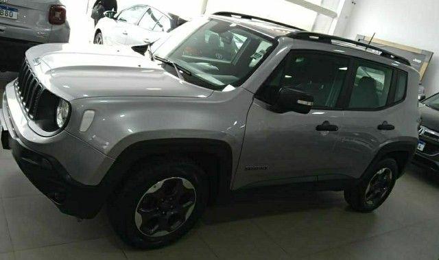 Jeep renegad 1.8 flex  19/19, 23.000 kms  rodados,  nota fiscal, automático, valor  89.900 - Foto 3