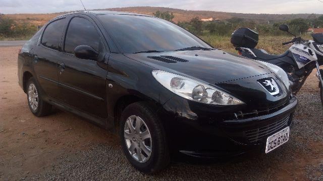 Peugeot 207 Passion ano 2012