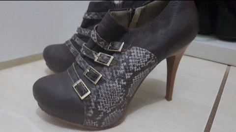 Ankle Boot + Salto