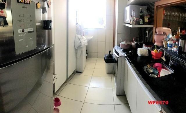 AP1227 Apto.71m² Cond. Green Life, 2 Suítes,Móveis Projetado,2 Vgs.Prox Unifor e Iguatemi - Foto 14