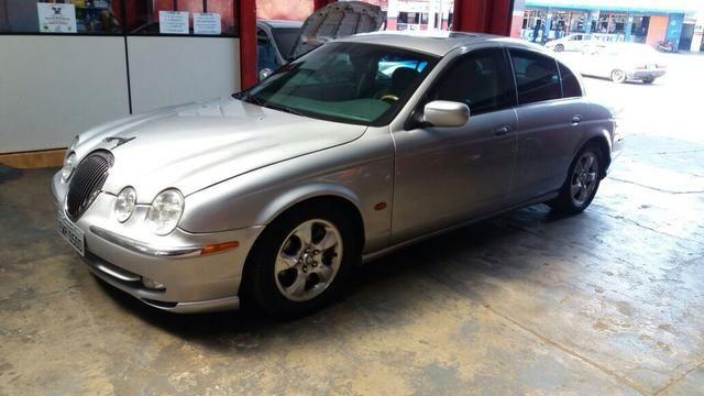 Jaguar Blindado S   Type 2001