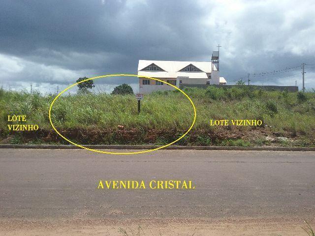 Terreno 412m2 - Nova Barra