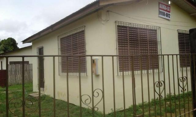 Casa no Bairro Jardim Felicidade com 2 quartos