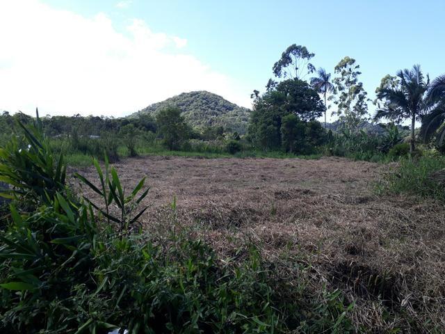Vendo terreno em Garuva 25.000,00