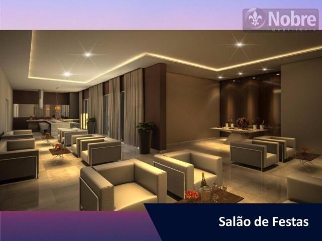 Apartamento com 3 dormitórios à venda, 113 m² por r$ 652.300 - plano diretor sul - palmas/ - Foto 4