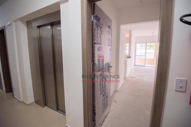 Apartamento com 2 dormitórios à venda, 70 m² por r$ 225.000,00 - jardim anhembi - são josé - Foto 20