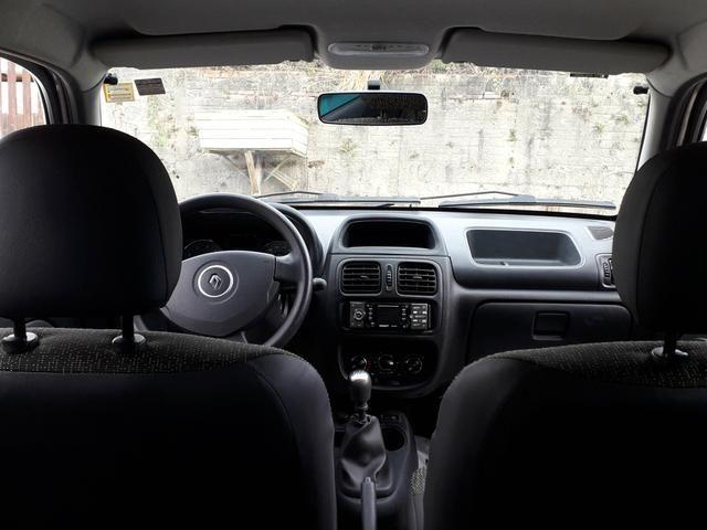Renault Clio Expression praticamente zero, versão mais completa - Foto 9