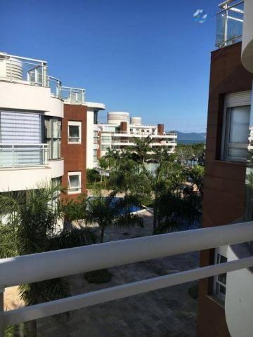 Apartamento à venda na praia da cachoeira do bom jesus, florianópolis, marine home resort - Foto 18