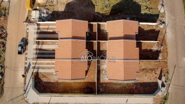 Casa com 2 dormitórios à venda, 42 m² por r$ 130.000 - estados - fazenda rio grande/pr - Foto 14