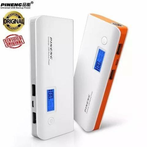 Carregador Portátil Power Bank Pineng 10000mah Original