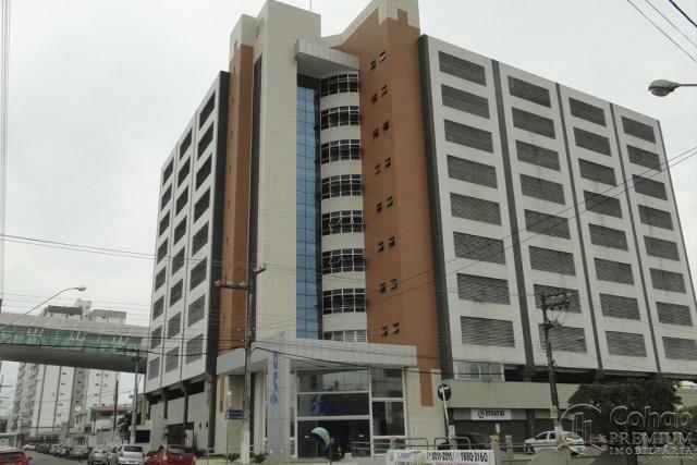 Sala no centro medico jose augusto barreto, bairro: são jose - Foto 2