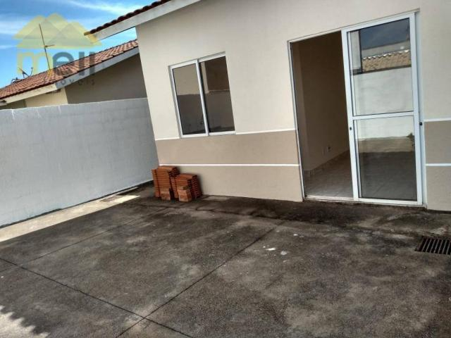 Casa com 2 dormitórios à venda, 45 m² por R$ 180.000,00 - Condomínio Vale do Ribeira - Pre - Foto 7