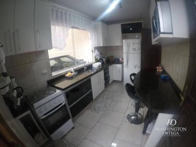Casa com 2 dormitórios à venda, 51 m² por r$ 160.000,00 - miringuava - são josé dos pinhai - Foto 5