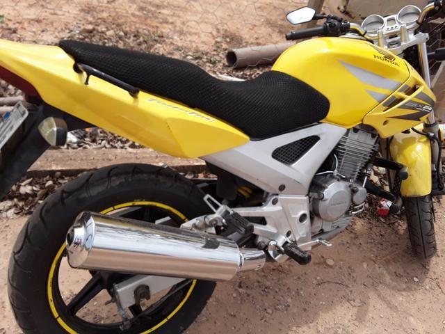 Vende-se Moto Twister 2007 - Foto 5