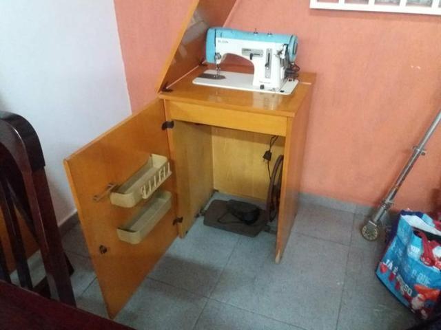 Máquina de costura Elgin ultramatic - Foto 4
