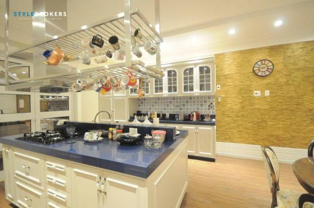 Sobrado no Condomínio Alphaville 1 com 5 dormitórios à venda, 692 m² por R$ 5.500.000 - Lo - Foto 18