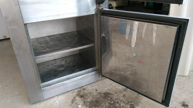 Freezer e expositor industrial vertical - Foto 5
