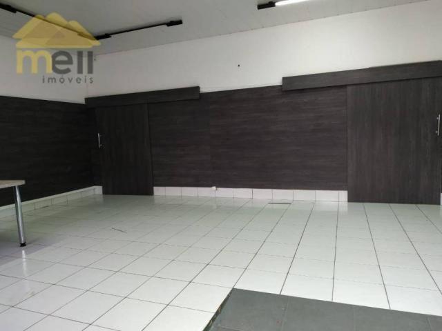 Salão para alugar, 122 m² por R$ 900,00/mês - Vila Marcondes - Presidente Prudente/SP - Foto 3