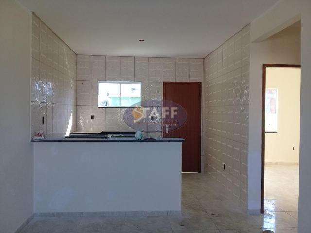 OLV-Casa com 2 dormitórios à venda, 55 m² por R$ 85.000 - Unamar - Cabo Frio/RJ CA0956 - Foto 6