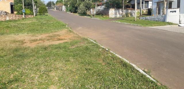 Terreno em ótima localização em Lomba Grande, metragem diferenciada - Foto 6