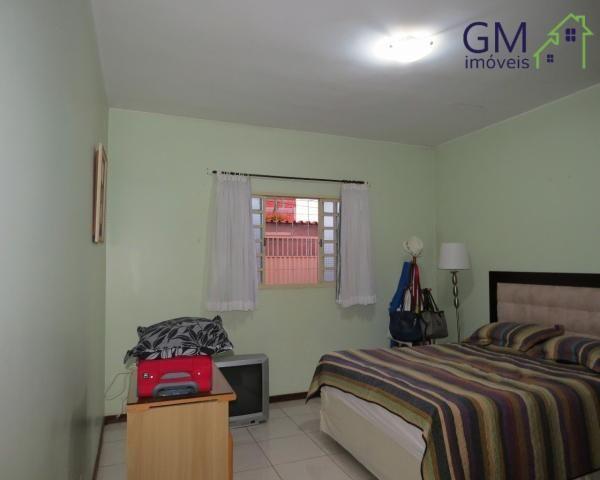 Casa a venda / condomínio fraternidade / 04 quartos / hidromassagem / setor habitacional c - Foto 7