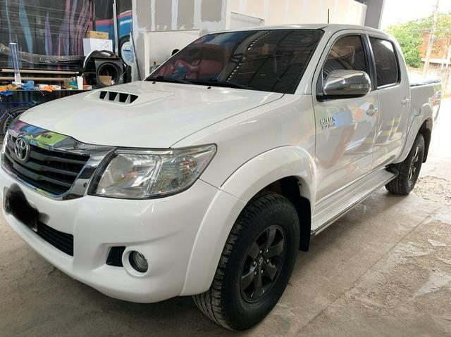 Hilux SRV 3.0 Diesel automático 4x4 2014/2014 - Foto 2
