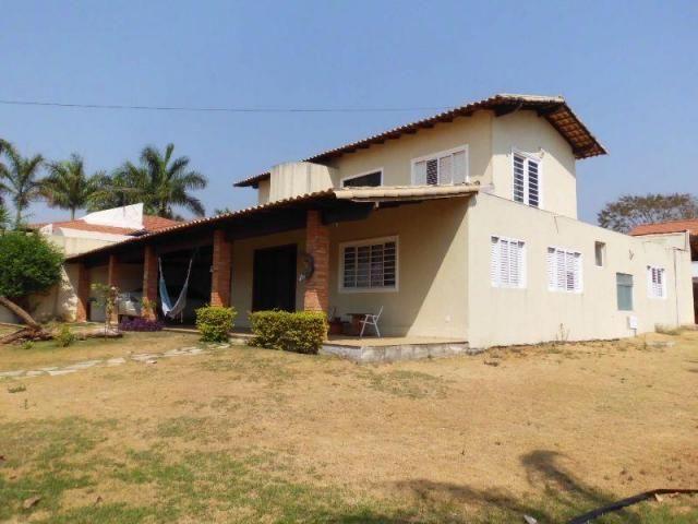 Casa a venda no condomínio vivendas lago azul / 04 quartos /grande colorado sobradinho-df  - Foto 4
