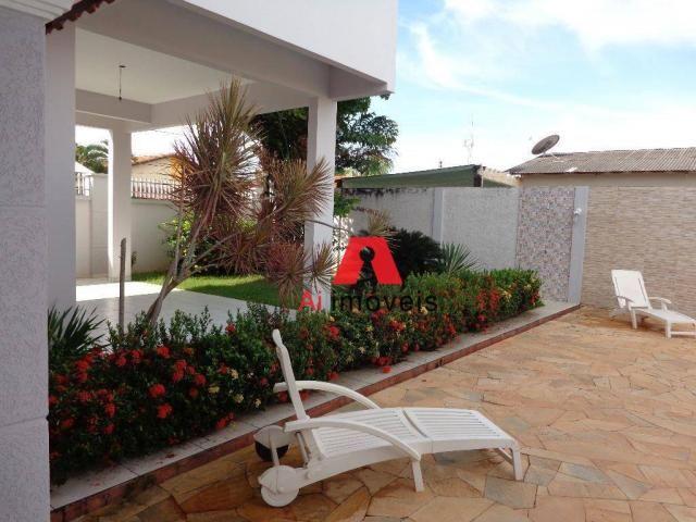 Linda casa de alto padrão no bairro jardim américa - Foto 9