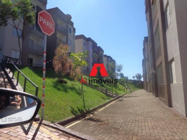 Apartamento com 2 dormitórios sendo 1 suíte, à venda, 67,20 m² por r$ 270.000 - conjunto m - Foto 5