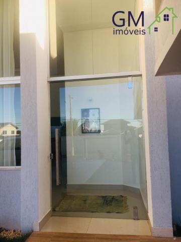 Casa a venda / condomínio rk / 03 quartos / churrasqueira / piscina / aceita casa de menor - Foto 7