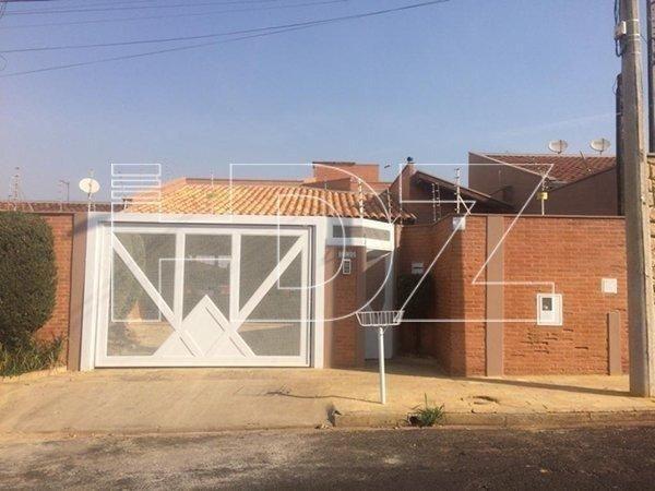 Casa à venda com 3 dormitórios em Jardim brasil (vila xavier), Araraquara cod:1706