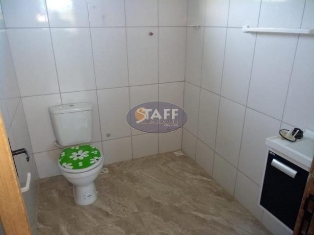 OLV-Casa com 2 dormitórios à venda, 90 m² por R$ 140.000 - Unamar - Cabo Frio/RJ CA1013 - Foto 10