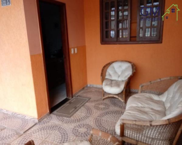 Casa a venda na quadra 18 sobradinho df / 03 quartos / sobradinho df / churrasqueira / lag - Foto 3