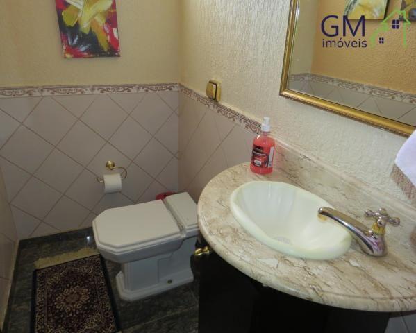 Casa a venda / condomínio campestre / 03 quartos / aceita troca apt em águas claras - Foto 20